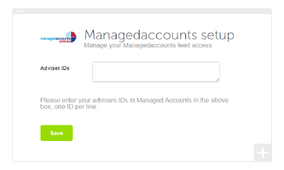 How to set up your Managed Accounts integration