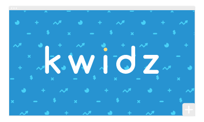 Kwidz – The finance app for kids!